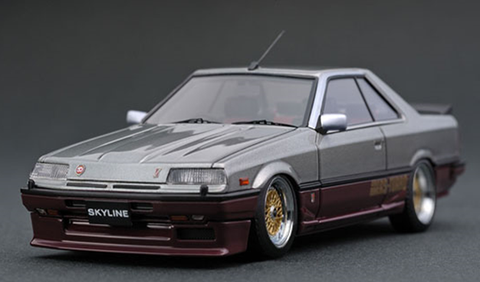1:18 Ignition Model IG0993 Nissan Skyline 2000 RS-X Turbo-C (R30) 50th Anniversary ver.
