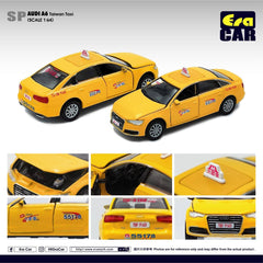 1/64 Era Car SP23 Audi A6 Taiwan Taxi