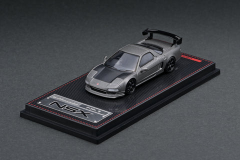 1/64 Ignition Model IG1946 Honda NSX (NA1) Titanium Gray