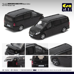 (Pre-Order) 1/64 Era Car 36 Mercedes-Benz Vito Black