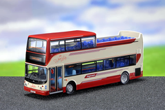 1/76 UKBUS1502 Stagecoach North West Dennis Trident - 17012 Lakesider