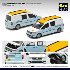 1/64 Era Car 19 Volkswagen Caddy Maxi Airport Construction Vehicle
