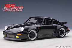 (Pre-Order) 1/18 AUTOART 78157 Porsche 911 (930) Turbo Wangan Midnight Black Bird (30th Anniversary)
