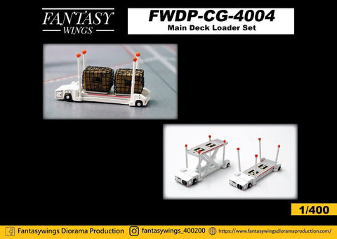 1/400 Fantasywings FWDP-CG-4004 Main Deck Loader Set