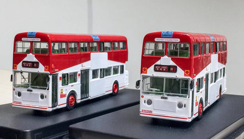 1/76 Daimler Fleetline - Special Livery (105 West Point)