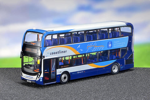 1/76 UKBUS6520 Stagecoach South ADL Enviro400MMC 10.9m - 10942 rt.700