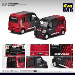 1/64 Era Car SP35 Suzuki Every Advan Livery