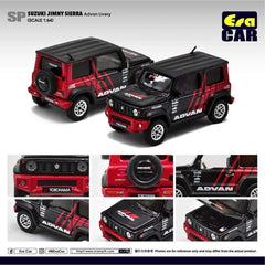 1/64 Era Car SP36 Suzuki Jimny Sierra Advan Livery