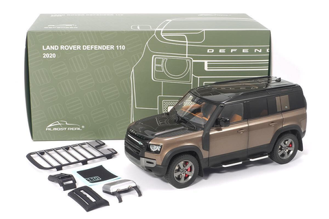 1/18 Almost Real 810803 Land Rover Defender 110 2020 Gondwana Stone