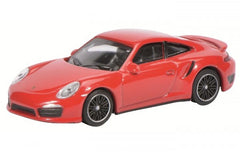 1:64 Schuco 20102 Porsche 911 Turbo (991) Guards Red
