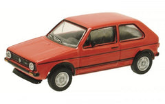 1:64 Schuco 20131 VW Golf GTI Red