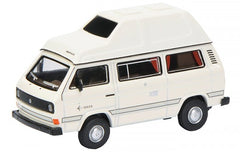1:64 Schuco 20147 VW T3 Joker With High Roof White
