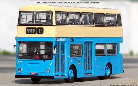 1/76 CMB Leyland Fleetline DMS - XF148 rt.11 Tai Hang Road