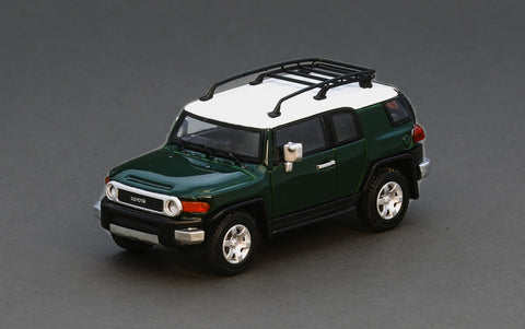 1/64 Model 1 Toyota FJ Cruiser XJ10 (Army Green) LHD