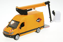 Siku 1/50 Mercedes-Benz Sprinter with elevated work platform
