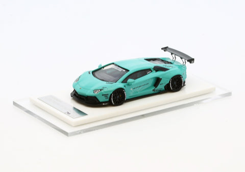 1/64 Liberty Walk LB Performance Aventador LB700 (Tiffany Blue)