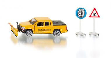 Siku 2546 VW Volkswagen Winter Service 1/55
