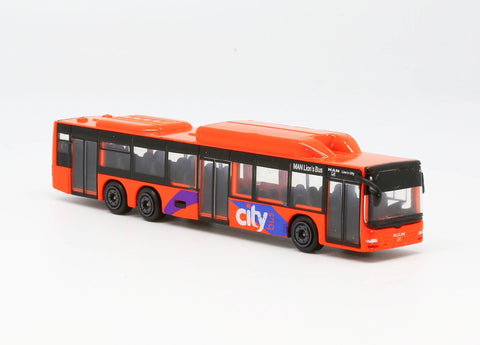 Majorette Utility MAN Lion's City C City Bus