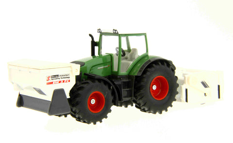 Siku 3541 Tractor with soil stabilizer and blinding agent spreader
