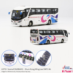 1/76 Shum Kong Wing Lee Scania K360IB4X2 - SW9146
