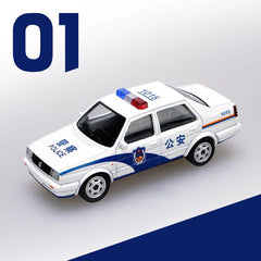 1/64 XCarToys 01 Public Security VW Jetta