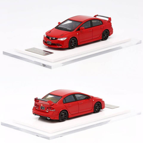 1/64 ONE MODEL Honda Civic Mugen RR