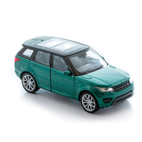 1/34 Welly 43698CW Land Rover Sport Green