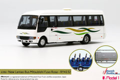 1/76 New Lantao Bus Fuso Rosa - MS13 rt.34