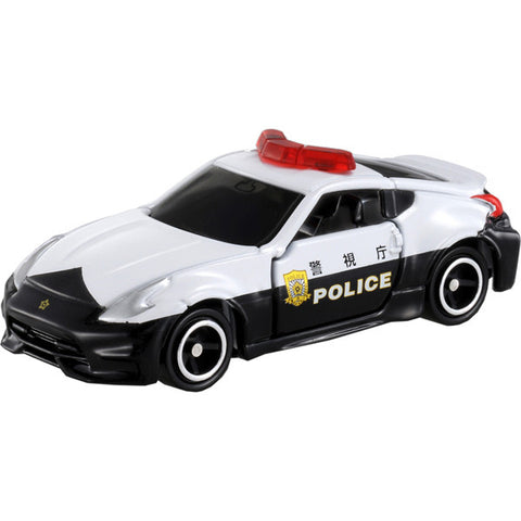 TOMY 61 Nissan Fair Lady Patrol Car