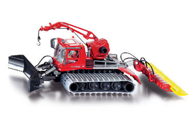 Siku 4911 1/50 Piste Bully with Crane Winch