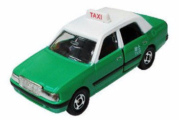 TAKARA TOMY - Tomica Hong Kong Toyota Crown Comfort Taxi (New Territories) (Asia Version)
