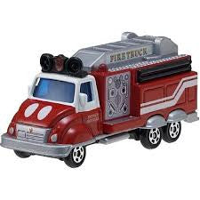 TOMY Disney Motors DM-11 JollyF. Mickey Fire Car 2012