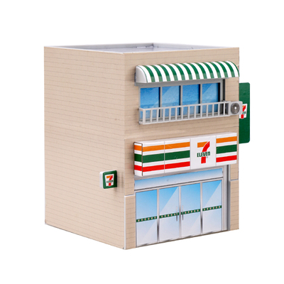 1/64 XCarToys Street View Model - 7-Eleven