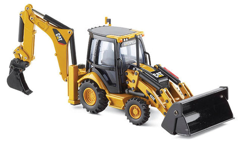 1:50 Norscot 55149 432E Side Shift Backhoe Loader