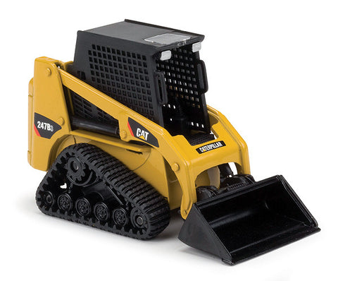 1:32 Norscot 55269 Caterpillar 247B3 Tracked Skid Steer Loader