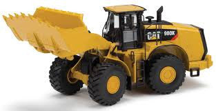 1:50 Norscot 55296 Caterpillar 980K Wheel Loader/Hard Rock Version
