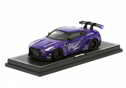 1/64 Liberty Walk LB Performance R35 (Purple)