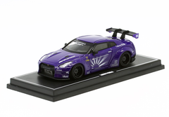 1/64 Liberty Walk LB Performance Premium Collection R35 (Purple)