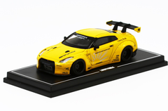 1/64 Liberty Walk LB Performance Premium Collection R35 (Yellow)
