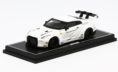 1/64 Liberty Walk LB Performance Premium Collection R35 (White)