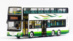 1/76 New Lantao Bus MAN A95 12m - MD03 rt. 38X