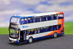 1/76 UKBUS6511 Stagecoach West Scotland ADL Enviro400 MMC 10930 - rt.11