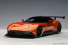 1/18 AUTOART 70264 Aston Martin Vulcan (Madagascar Orange)