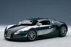 1/18 AUTOART 70958 BUGATTI VEYRON L'EDTTION CENTENATIRE (RACING GREEN)