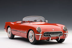 1/18 AUTOART 71082 CHEVROLET CORVETTE 1954 - RED