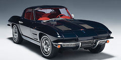1/18 AUTOART 71181 CHEVROLET CORVETTE 1963 COUPE - DAYTONA BLUE *LIMITED EDITION 6,000PCS WORLDWIDE*