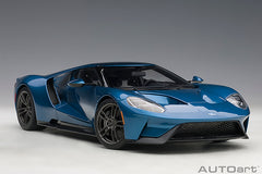 1/18 AUTOART 72942 Ford GT 2017 (Liquid Blue)