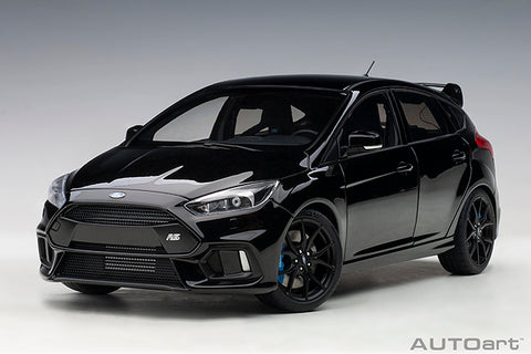 1/18 AUTOART 72952 Ford Focus RS 2016 (Shadow Black)