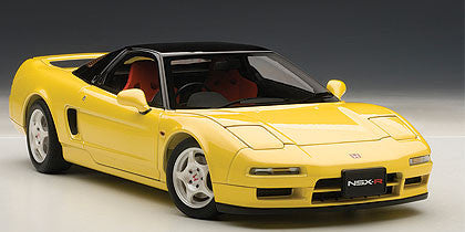 1/18 AUTOART 73297 HONDA NSX TYPE R 1992 (INDY YELLOW PEARL)