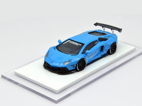 1/64 Liberty Walk LB Performance Aventador LB700 (Baby Blue)